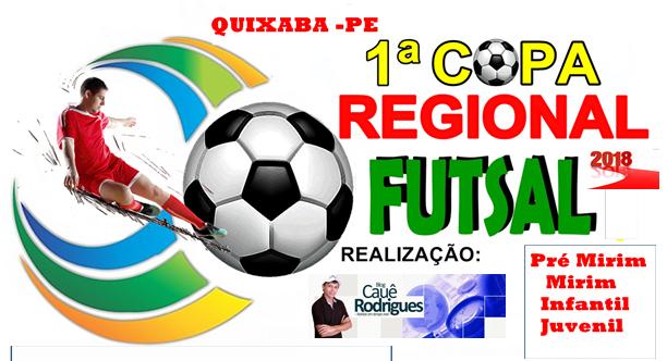 Vem ai! Copa de Futsal