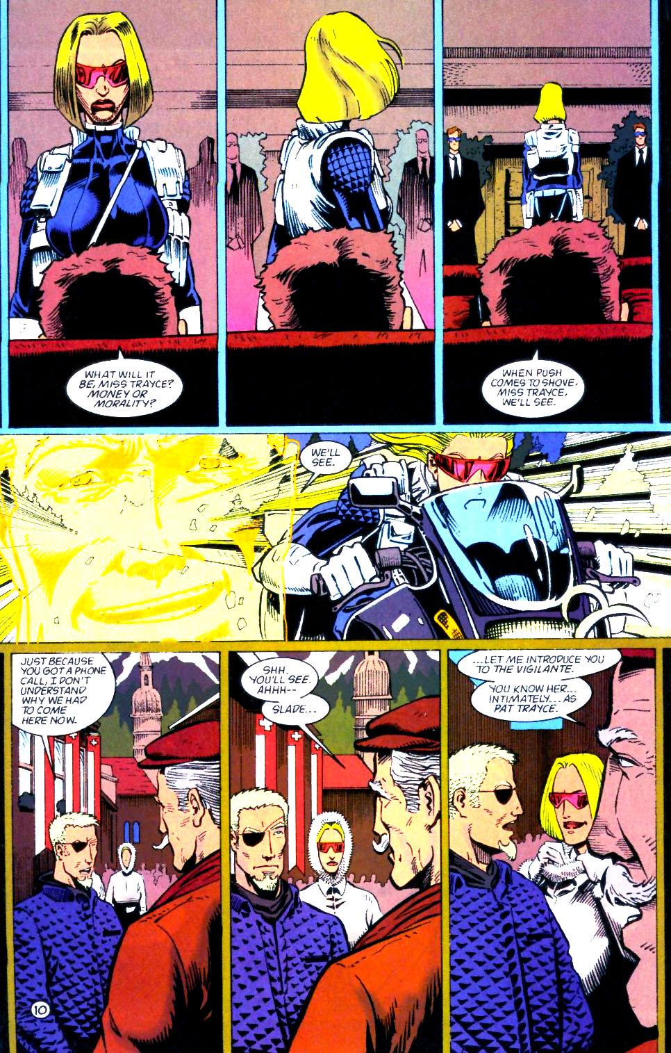 Deathstroke (1991) Issue #56 #61 - English 11