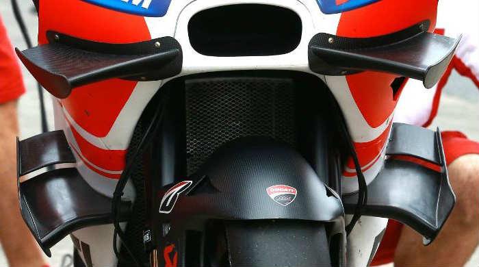 Ducati Menjelaskan MotoGP Harus Menggunakan Sayap