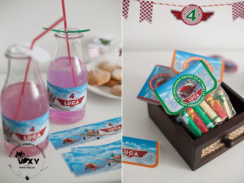 petrecere tematica aviaone, petrecere tematica planes, etichete avioane, etichete personalizate prajituri, petrecere planes, petrecere avioane, etichete sticle suc