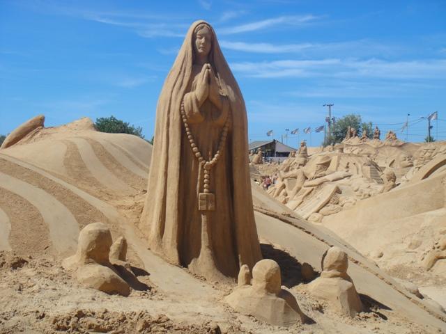 Resultado de imagem para fotos areia estocada