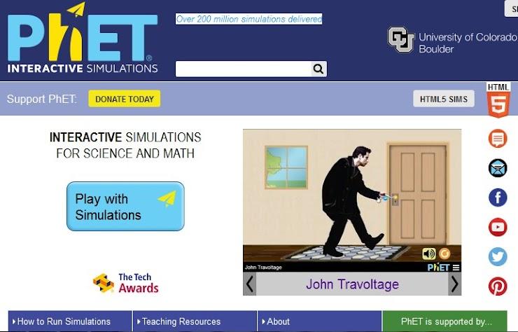 Pengunaan PhET Untuk meningkatkan minat belajar fisika