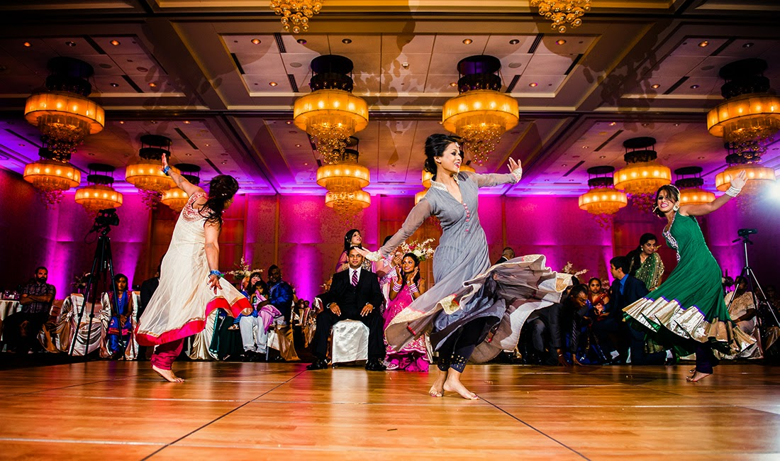 indian wedding, south asian wedding, wedding photography, best shots, reception, dancing