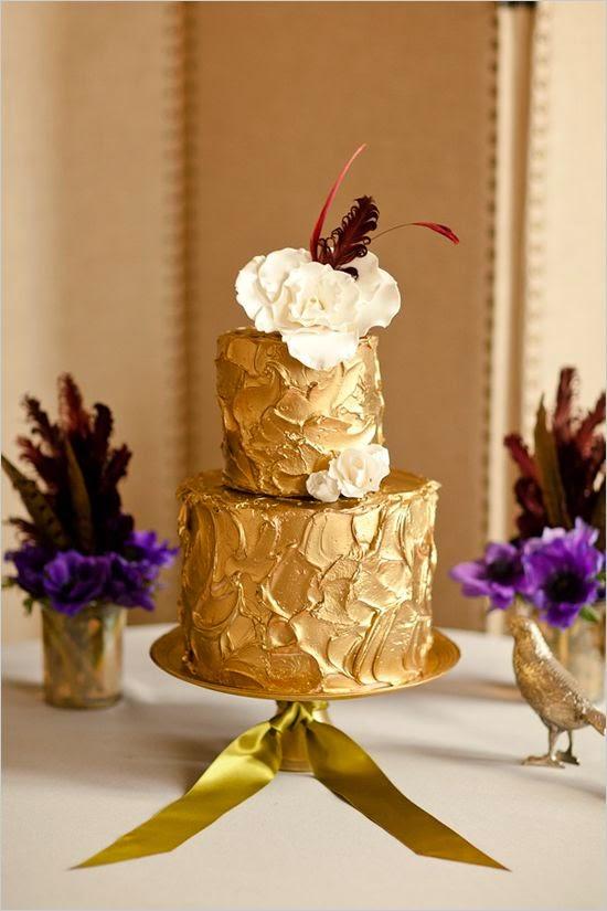 Бронзова торта