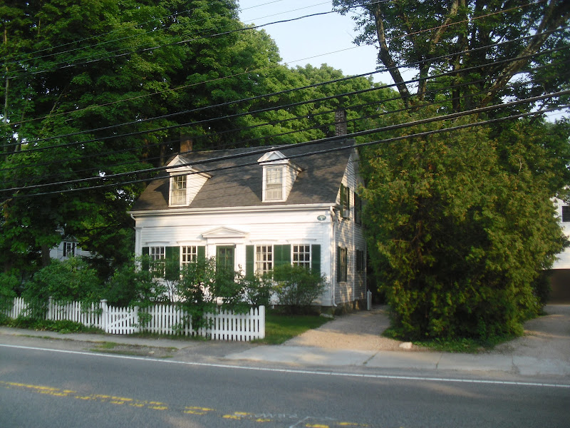 This is one of my favorite Greek revival houses in the area. What a  title=