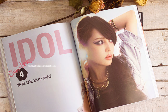 ... Sister ♥ a blog with love: Book Review 9 : Pony's Celeb Make-up Book
