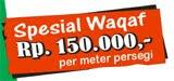 Special WAQAF | TPQ Al-Ghozali | http://donaturpendidikanindonesia.wordpress.com