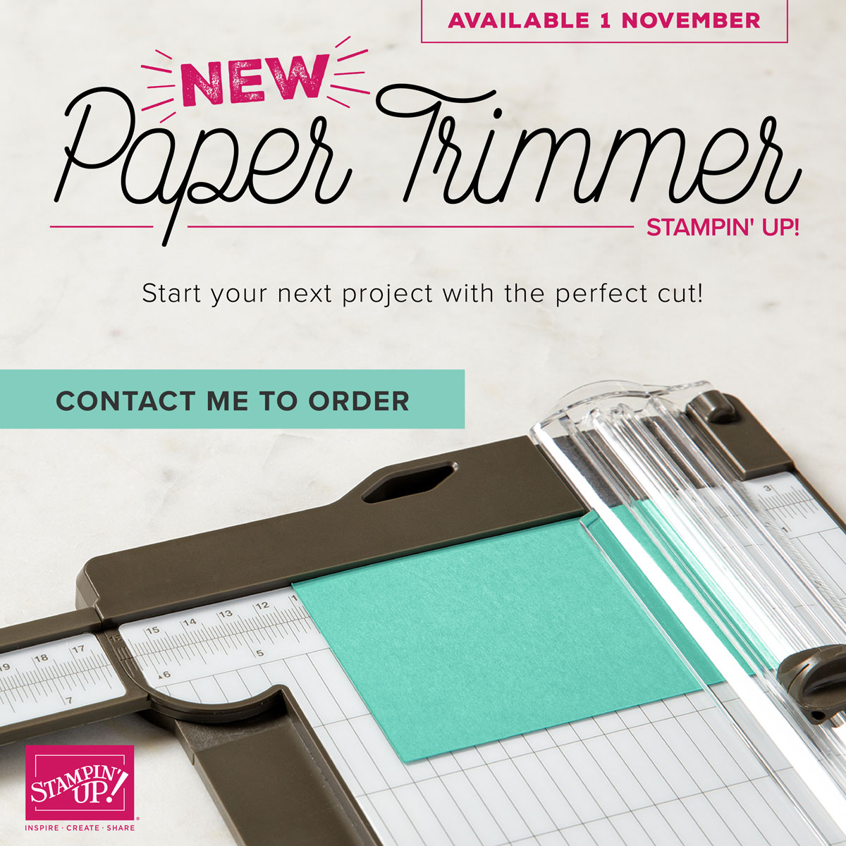 The New Paper Trimmer!