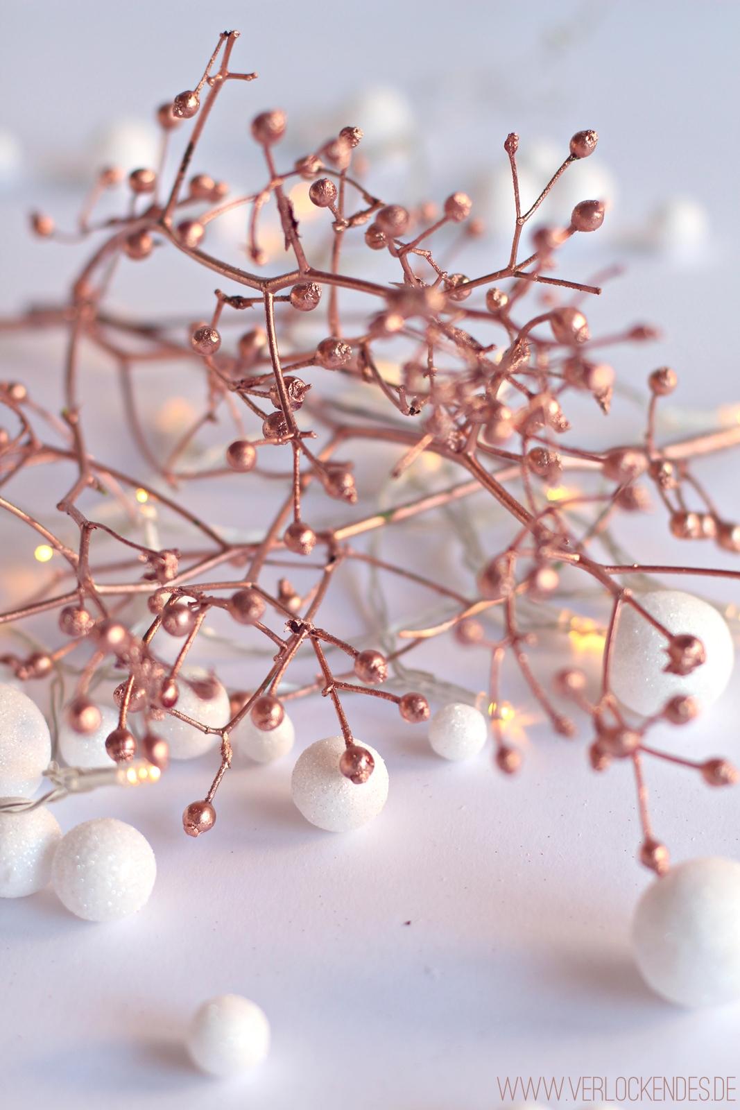 Verlockendes geschenketipps in ros gold giveaway for Rosegold deko
