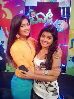 Bhagya Hettiarachchi tv show