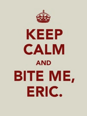 Keep Calm And Bite Me Eric beer bottle labels@northmanspartyvamps.com