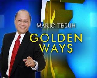 Kisah Sukses Mario Teguh Golden Ways