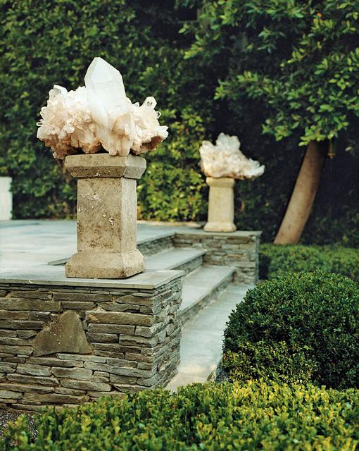 Garden Art Landscape Design : Otherworldly landscape design art luna garden holtwood hipster