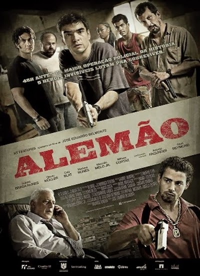 Alemao AVI DVDRip + 720p + 1080p BRRip + Bluray