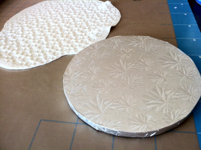 How To Make Cake Drum Clean