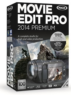 MAGIX Movie Edit Pro 2014 Premium
