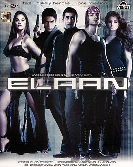 Elaan Hindi Songs MP3