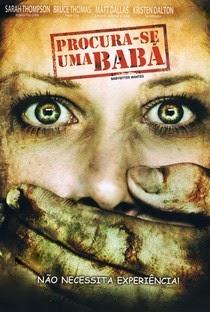 Capa do Filme Procura-se Uma Babá (2013) Torrent Dublado