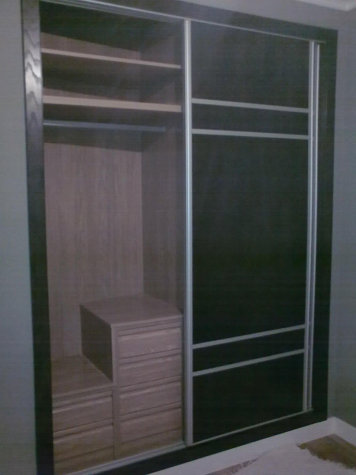 Montajes pacheco dominguez dmp armarios empotrados y - Montaje armario empotrado ...