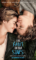 Fault In Our Stars movie poster malaysia