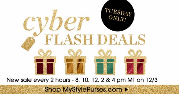 Miche Flash Sales for Cyber Tuesday! Shop MyStylePurses.com