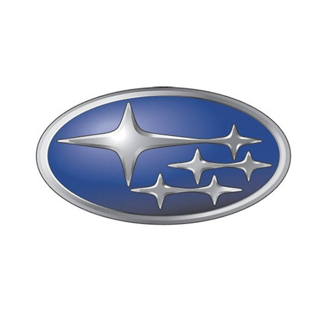 Named after the Japanese word for the Pleiades star cluster, the Subaru six star logo represents the companies that merged together to form Fuji Heavy Industries — of which Subaru is the automotive manufacturer.