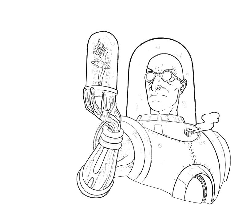 Mr Freeze Look Lowland Seed