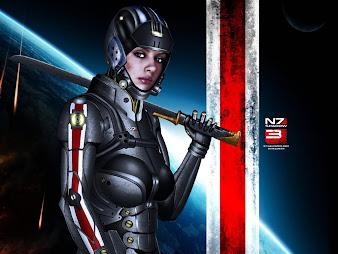 #11 Mass Effect Wallpaper