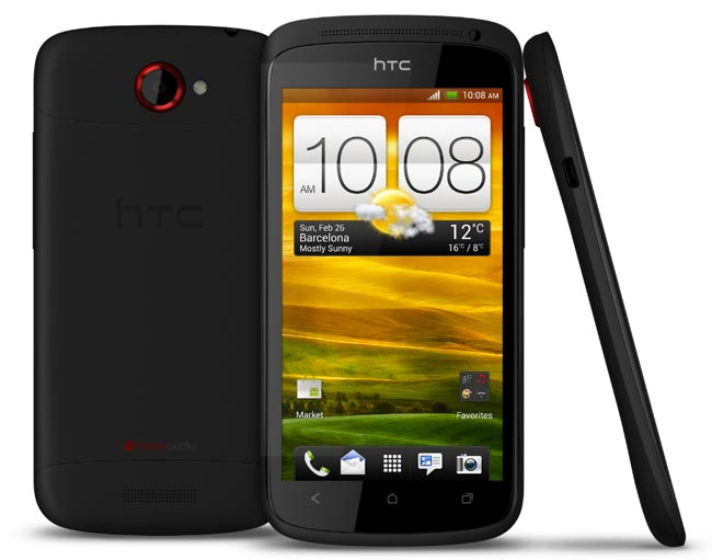 HTC One S Android 4.0