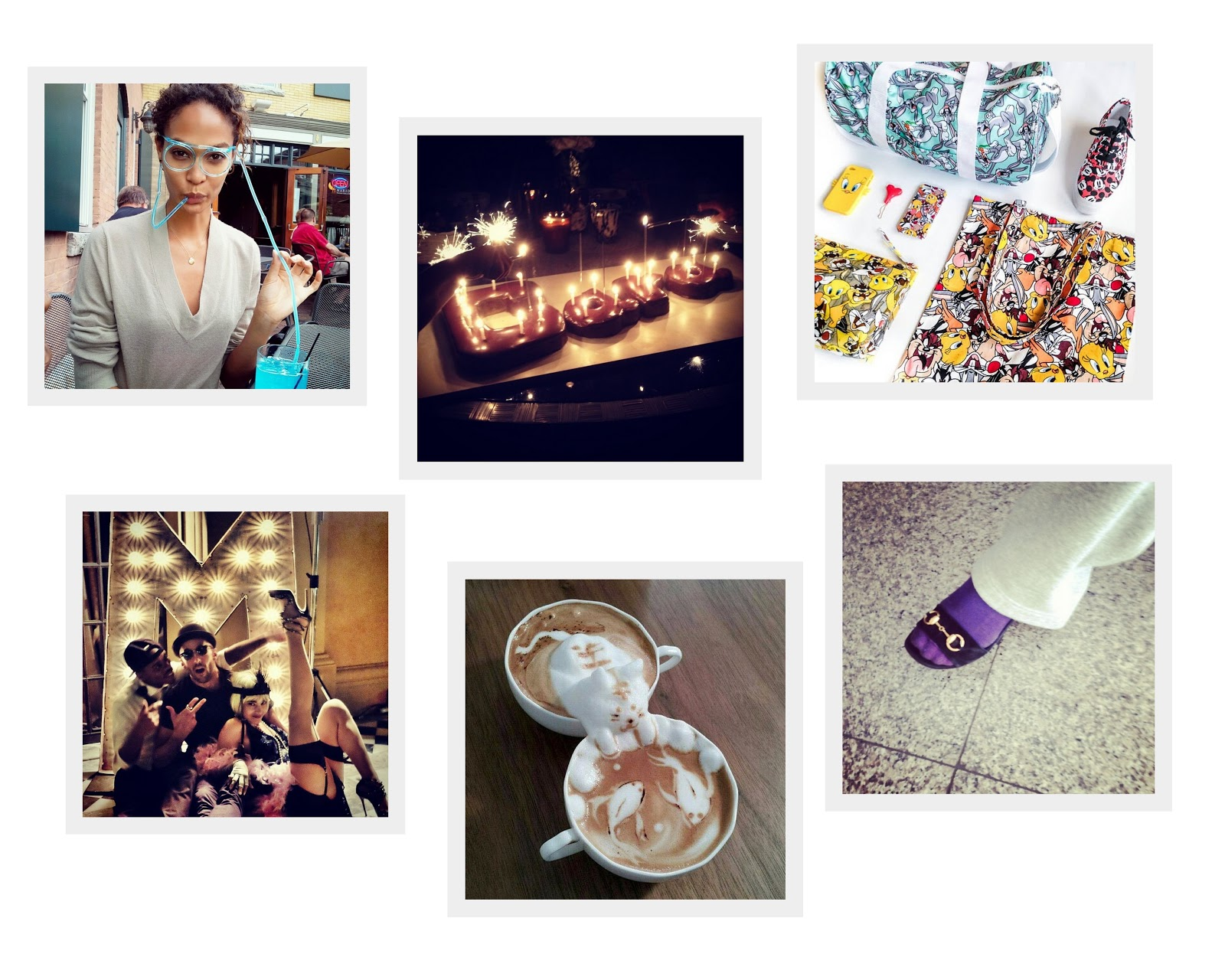joan smalls, cara delevingne, hm, pixiemarket, madonna, alexa chung, instagram, favourites