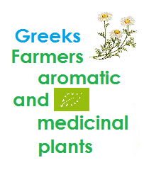 GReeks Farmers with Organic Aromatic and Medicinal plants