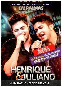 Capa Baixar DVD Henrique & Juliano: Ao Vivo em Palmas (2014)   Torrent Baixaki Download