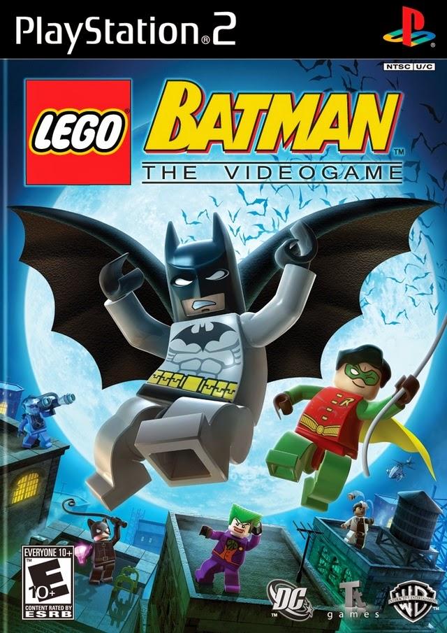 Cheat Lego Batman PS2 Lengkap