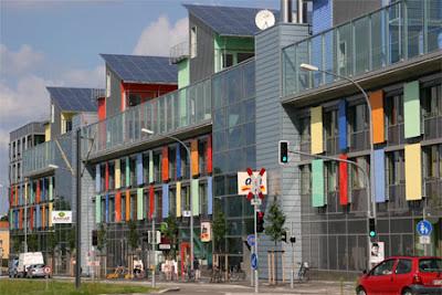 Kota Yang Hidup Dengan Energi Surya