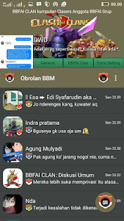 BBM Mod Games Android ClashOFClans V 2.9.0.51