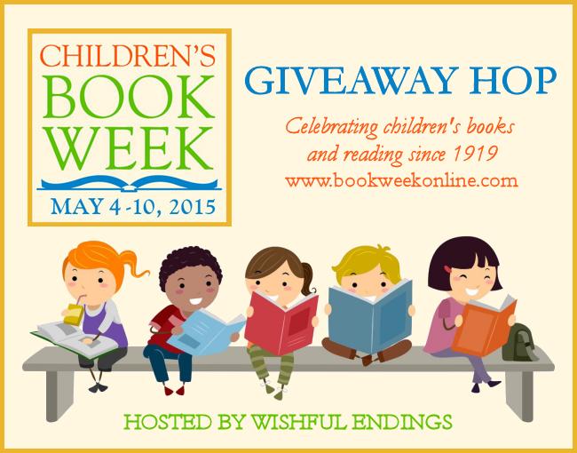 Children's BOOK WEEK GIVEAWAY HOP!  MAY 4-10