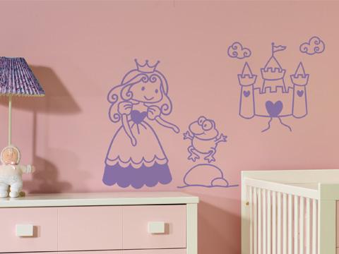 Nuestros bebes vinilos infantiles for Murales y vinilos infantiles