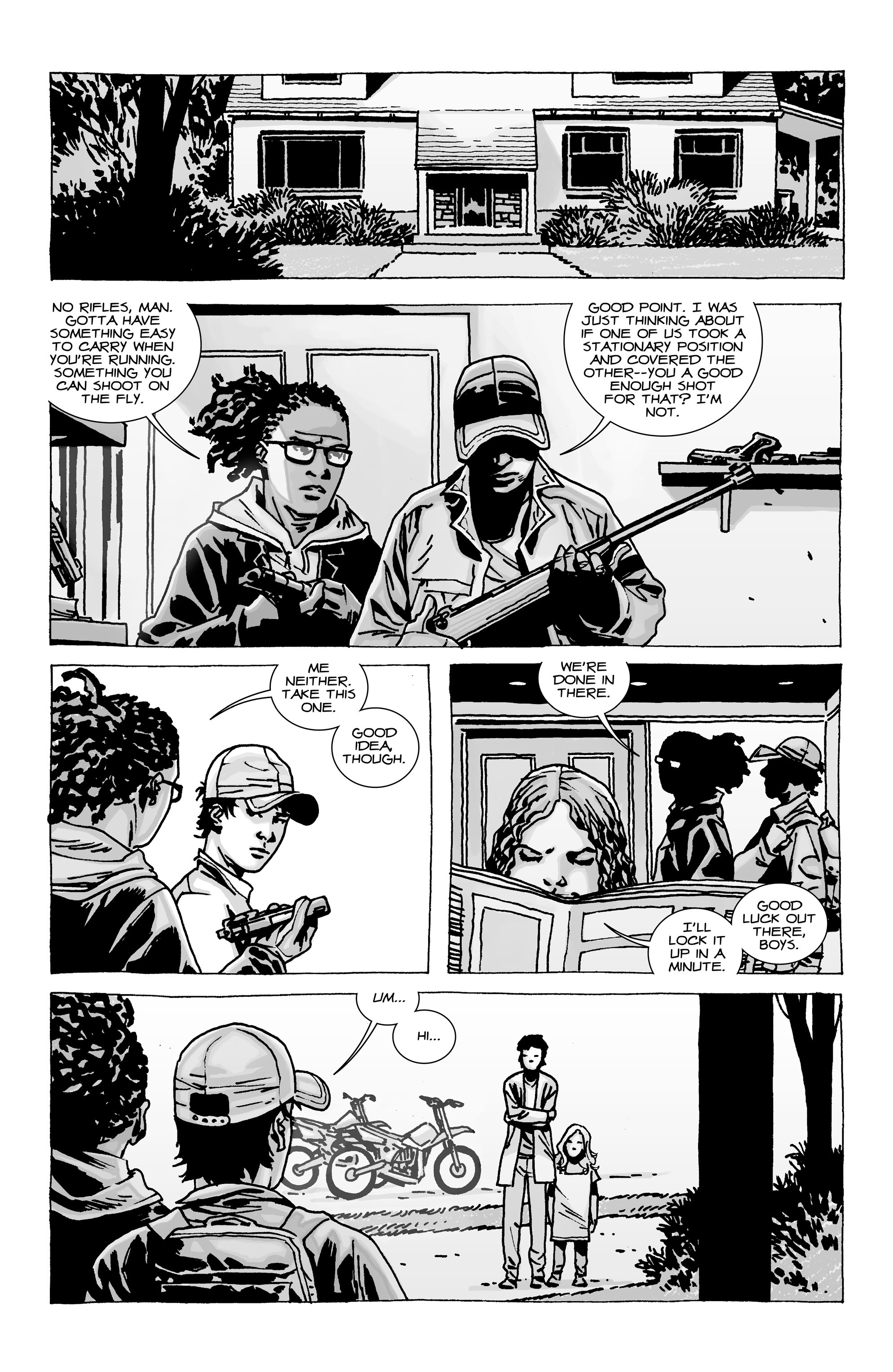 The Walking Dead 74 Page 11