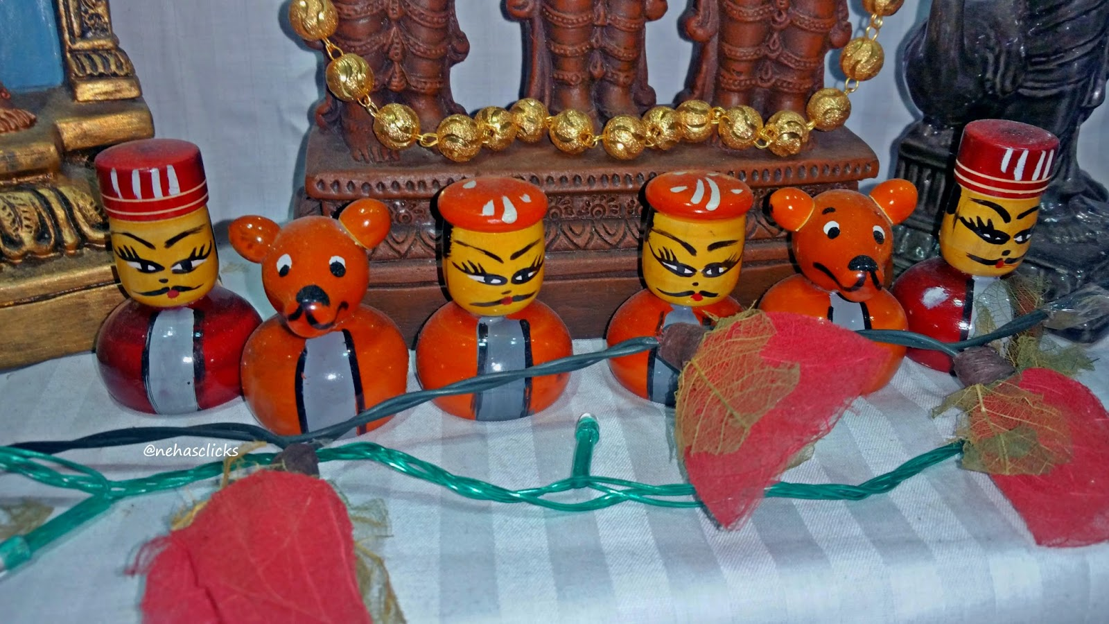 Golu Decoration Tips My First Golu