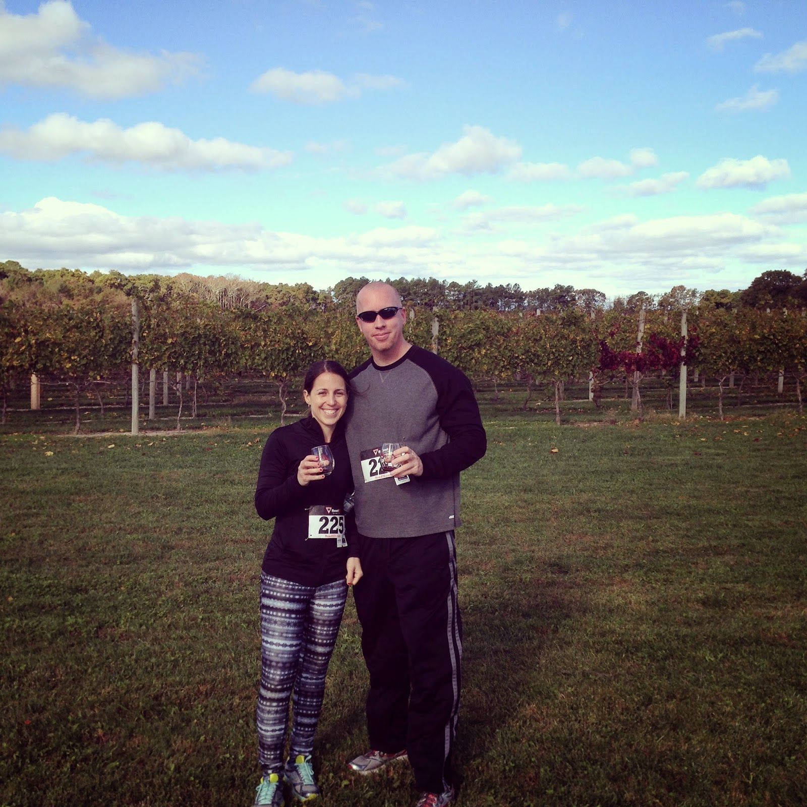 Run the vineyards 5k - Hawk Haven