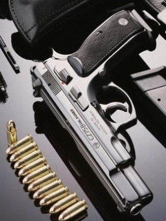Gun Iphone Wallpaper IPhone Wallpapers Themes Iphone3