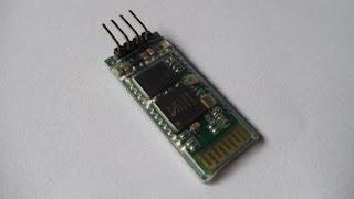 Módulo Bluetooth JY-MCU - Frente