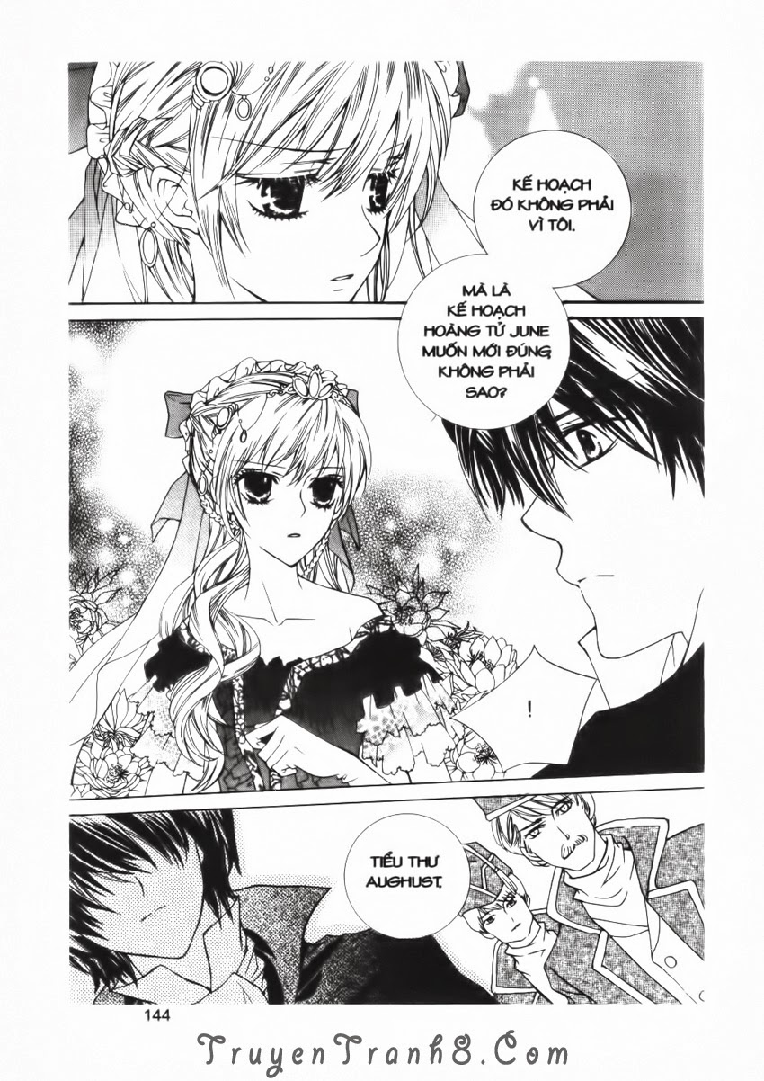 A Kiss For My Prince - Nụ Hôn Hoàng Tử Chapter 27 - Trang 8
