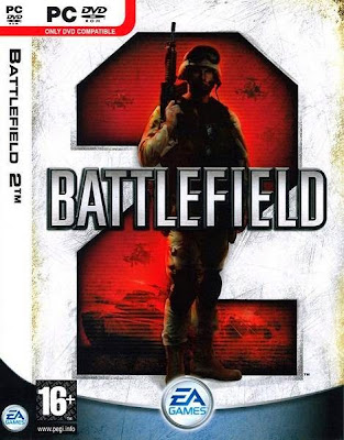 Battlefield 2 Cover