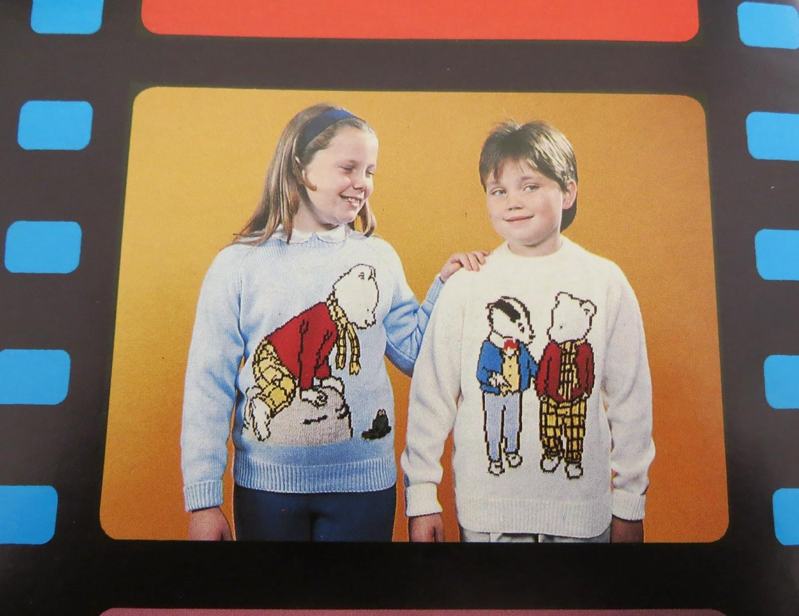 Shortbread & Ginger: Knit Your Own - Rupert the Bear Jumper