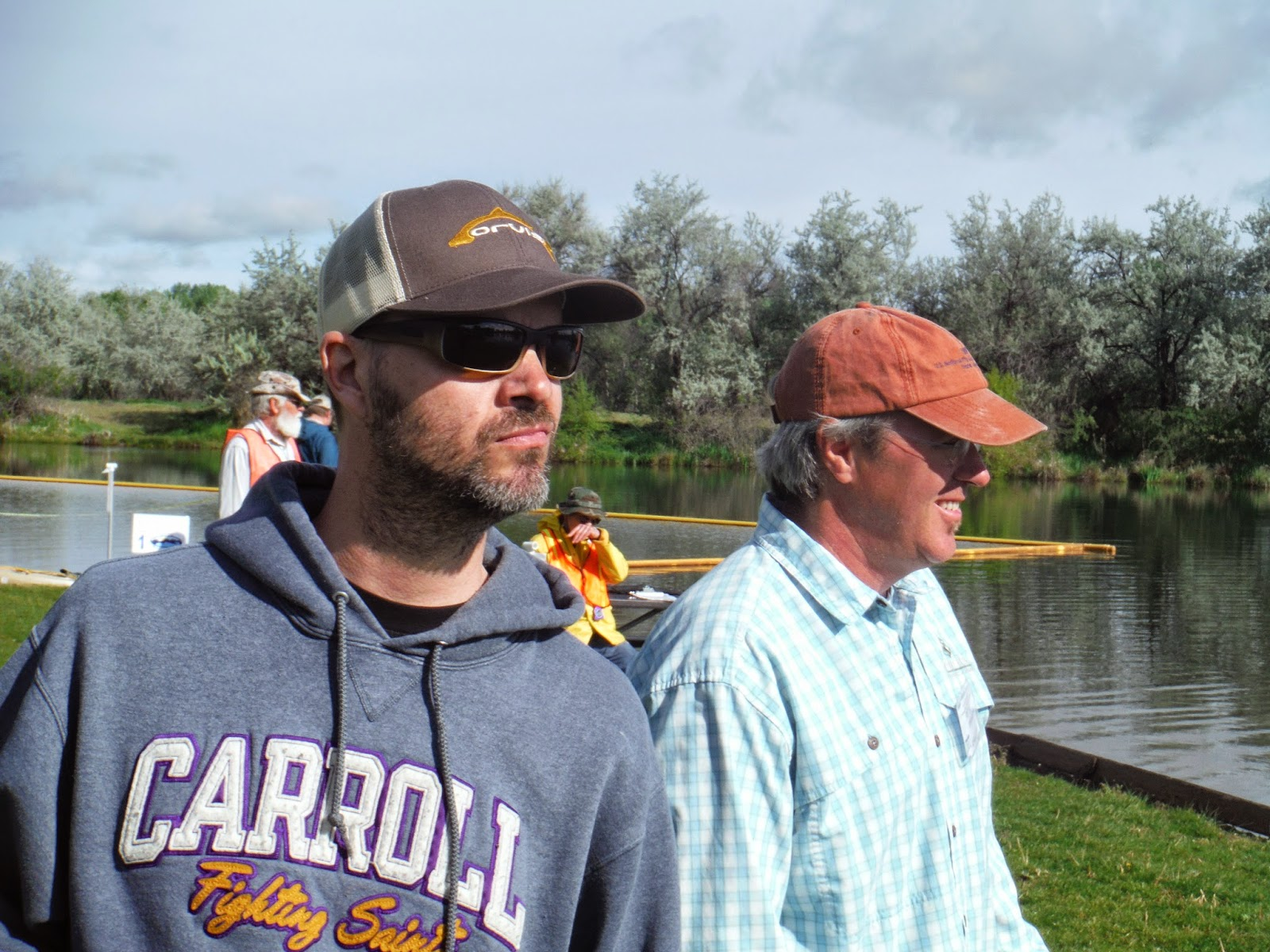 Erik S Fly Fishing Blog Trout Unlimited Casting Competition