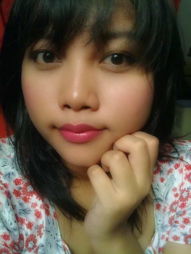 Eye Candy For Ladies Sari Ayu MoistPome Lip Color Love