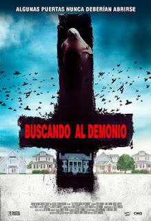Buscando al Demonio (The Possession Experiment) Poster