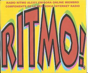 """SI TE GUSTA ESTA PÁGINA, SINTONIZA NUESTRA EMISORA """"RADIO RITMO ALCOY"""""""