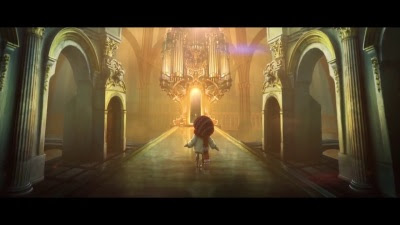 Silence (Game) - The Whispered World 2 - Cinematic Trailer - Screenshot